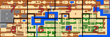 legend of zelda map with cheats the legend of zelda overworld strategywiki the video game