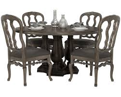 bernhardt belgian oak formal dining room collection by dining
