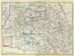 Map Paris France by File 1740 Zatta Map Of Central France And The Vicinity Of Paris