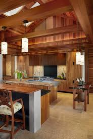 mango wood kitchen cabinets plantation style kitchen tropical with wood beams tropical bar
