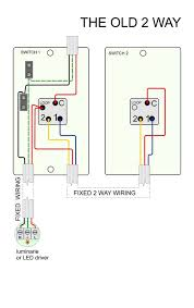 double light switch wiring double light switch wiring common staircase wikipedia 4 way