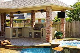Backyard Covered Patio Ideas Brick Patio Ideas Handgunsband Designs Covered Patio