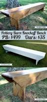 Outdoor Wooden Bench Diy by How To Build A Bench Diy Kitchen Dinning Pinterest