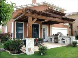 Pergola Designs For Patios Covered Patio Pergola More Eye Catching Melissal Gill