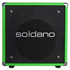 empty plastic speaker cabinets 1 12 soldano custom amplification