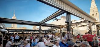 Backyard Dining by The Best Outdoor Dining U0026 Drinking Places In New York City Huffpost