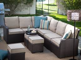 Crosley Palm Harbor Patio Furniture Noteworthy Concept Beguiling Patio Furniture Sectional