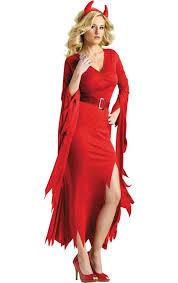 Halloween Costumes Devil Woman Devil Woman Costume 17 65 Dress Direct 2 Fancy Dress
