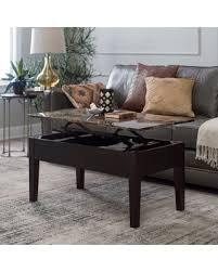 Lift Top Coffee Tables Deal Alert Palazzo Faux Marble Lift Top Coffee Table