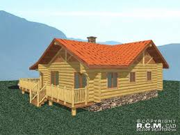 small cottage kits cheap log cabin kits liveinlog floorplan lessthan 499252 gallery