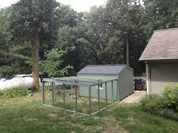 our chicken mcmansion backyard chickens