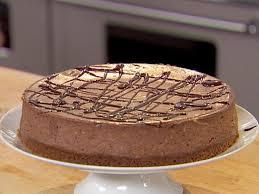 chocolate espresso cheesecake with ganache recipe ina garten