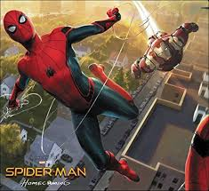 book spiderman homecoming the art of the movie nucleus