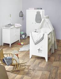 chambre poudré noukie s chambre de bébé 3 pièces avec armoire 3 portes poudre d