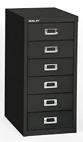 storage cabinet with drawers amazon com bisley 6 drawer steel multidrawer storage cabinet