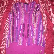 75 off coogi sweaters coogi women u0027s zip up sweater from