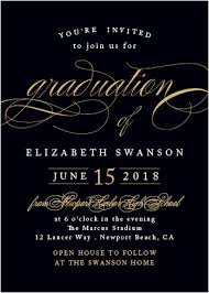 words for graduation cards 2018 graduation announcements invitations for high school and