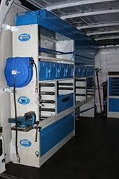 scaffali per furgoni usati master per elettricista da syncro taa
