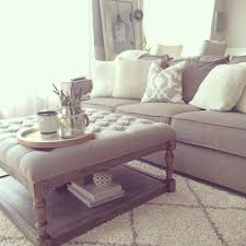 Tufted Coffee Table Overstock Tufted Ottoman Living Room Pinteres