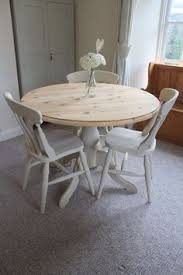 shabby chic round dining table collection of solutions shabby chic round dining table and chairs