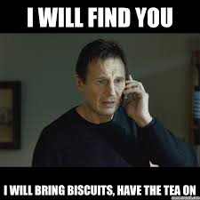 Biscuits Meme - tay