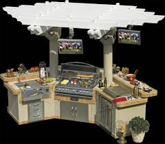 ultimate backyard bbq 18 outdoor kitchen ideas for backyards backyard arch and kitchens