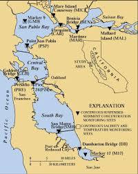 san francisco delta map access usgs san francisco bay and delta