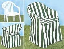 plastic chair covers pimp your monobloc plastic patio chairs fabrics and plastic