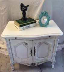 Refinishing Wood Furniture Shabby Chic by Shabby Chic Side Table Hometalk