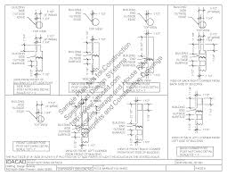 Apartment Building Blueprints by 3040pb1 30 X 40 X 12 Pole Barn Plans Blueprints Construction