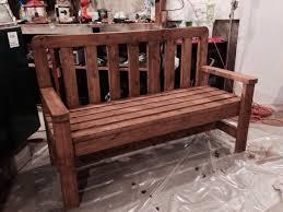 How To Build A Garden Bench Bench Build An Outdoor Bench Build An Outdoor Bench Where To