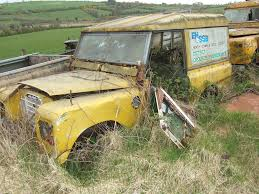 land rover rusty land rover series 3 abandoned land rover series 3 now scra u2026 flickr