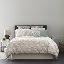 real simple jules collection duvet cover bed bath u0026 beyond