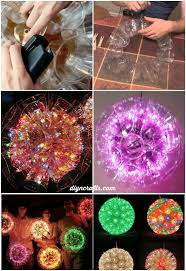 how to build amazing sparkle balls out of plastic cups diy crafts