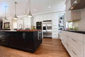 white kitchen with black island 78 beautiful hi def ideas modern kitchen island design interior in