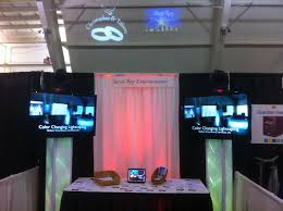 Wedding Expo Backdrop Bridal Show Dj Booth Our Humble Little Booth At The Eastern Pa