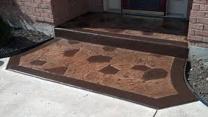 Average Price For Stamped Concrete Patio by Concrete Patio Dayton Ohio Concrete Patio Centerville Ohio