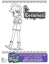free printable my little pony equestria girls land of the everfree