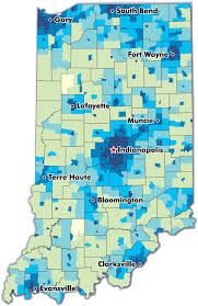 Lafayette Indiana Map Nationwide Appraisals