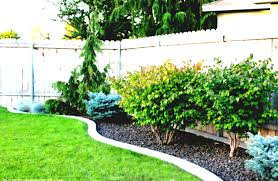Easy Backyard Landscaping Ideas Front Garden Ideas On A Budget Diy Yard Landscaping Economical And