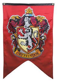 gryffindor crest harry potter 30x50 banner