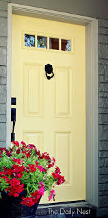 Home Colors Best 25 Yellow Doors Ideas Only On Pinterest Yellow Front Doors