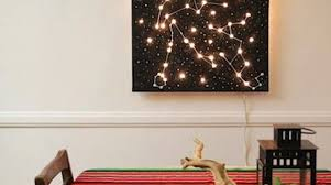 how to diy lighted constellation wall art make article featured image