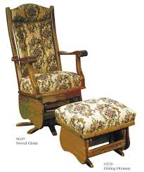 Glider Chair With Ottoman Dutch Boy Furniture Rockers And Gliders