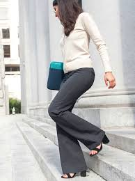 different casual and dress pants collection for ladies trends