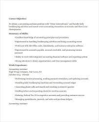 Sample Resume Accounts Receivable Accounts Payable Resume Example Cpa Resume Accounts Payable
