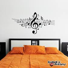 music note wall stickers home decorating ideas kitchen designs superb music note wall stickers part 2 musical notes heart shape frame musical notes