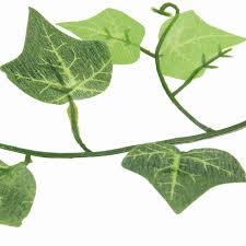 Garden Wall Ornaments by 12pcs 2 4m Atificial Fake Hanging Plant Leaves Garland For Home