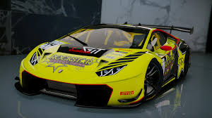 lamborghini huracan custom lamborghini huracan gt3 add on tuning gta5 mods com