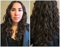 can hair be slightly curly or wavy my deva cut experience requested curly wavy 2c 3a youtube